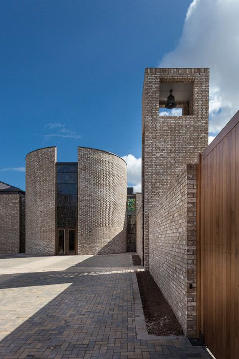 Carmelite Monastery, Liverpool by Austin-Smith:Lord