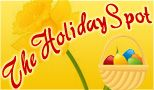 """Lenten and Easter Ideas and Info from """"The Holiday Spot"""""""