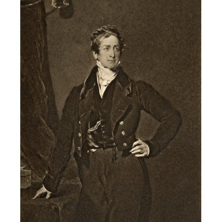 Sir Robert Peel 2Nd Baronet1788-1850 British Prime Minister (1834-35 1841-46) And Founder Of The Conservative Party Who Was Responsible For The Repeal (1846) Of The Corn Laws That Had Restricted Impor