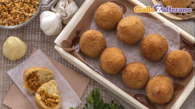 Coxinha - ricetta brasiliana