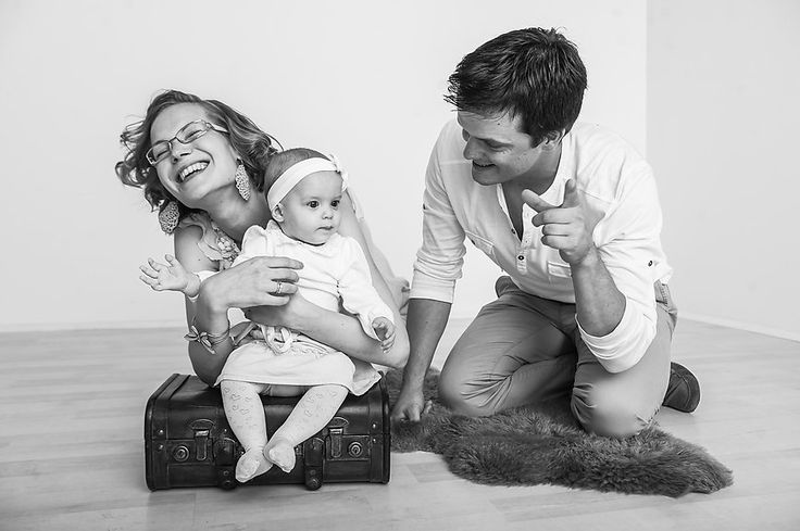 Familiäres Fotoshooting mit Freunden | Der Porträtfotograf