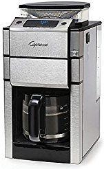 Christmas deals week Jura Capresso Coffee TEAM PRO Plus 487.05 12-Cup Coffee Maker in Stainless Steel
