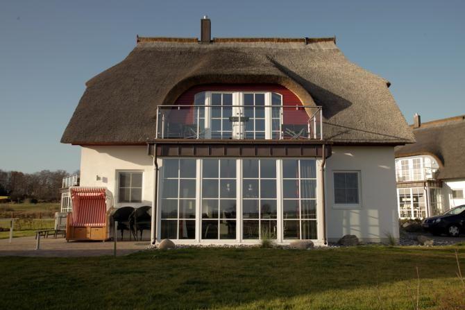 "Ferienhaus ""Das Blaue Haus"" - jajabu.com"