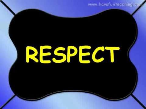 Respect video