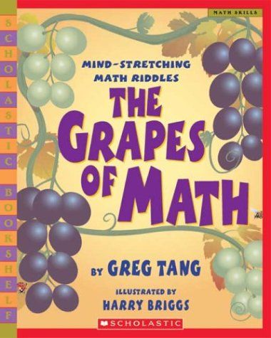 The Grapes of Math with free printable @mathgeekmama