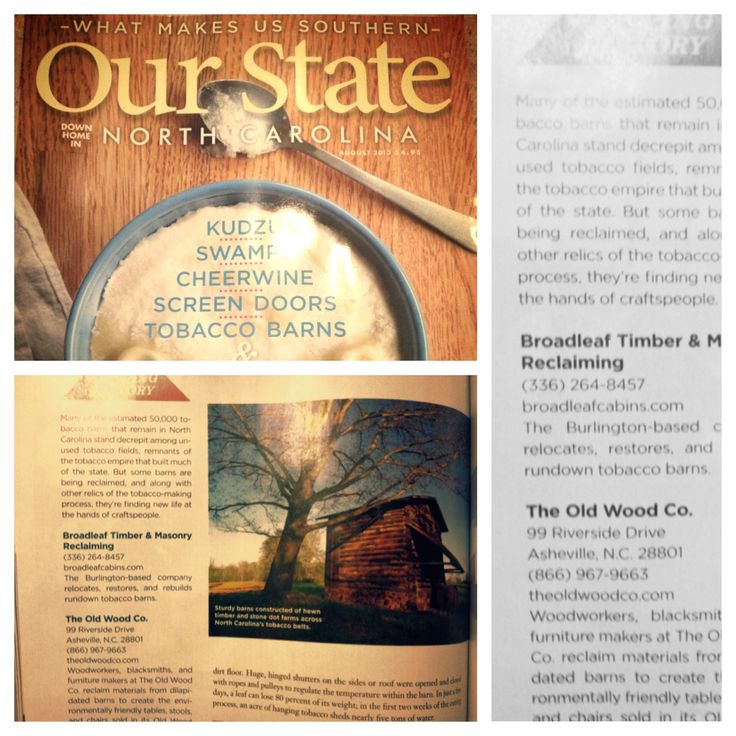Big Thanks To Our State Magazine For Featuring Our Company In An Article  About Tobacco Barns. Barn HomesCustom FurnitureCustom DesignCabinsNorth ...