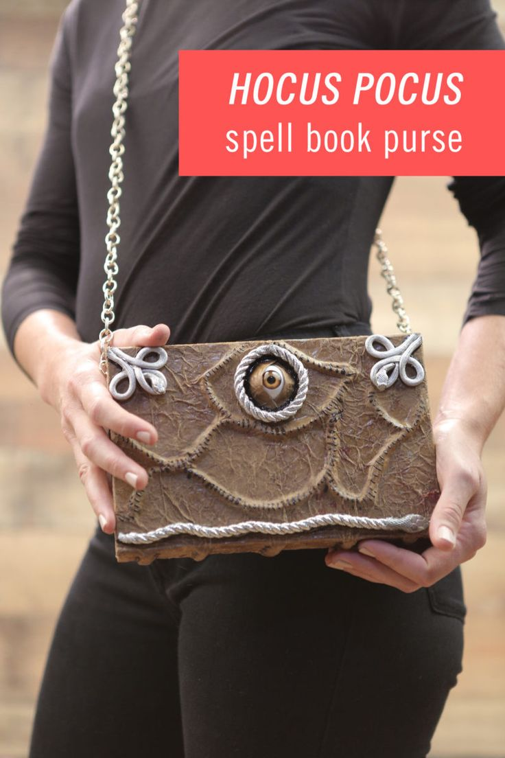 This 'Hocus Pocus' Purse Is Leaving Us Spellbound!