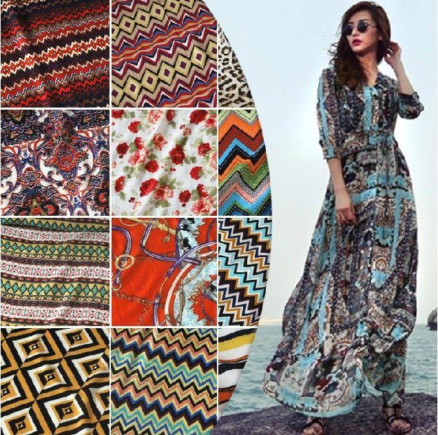 Купить Ретро печать южная корея стекаются непрозрачные шифон цветочные платья ткани геометрические узоры рубашка тканьи другие товары категории Тканьв магазине BIG BEN TEXTITLEнаAliExpress. ткань дышащая и ткань пиратов