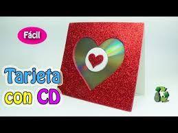 Resultado de imagen para manualidades con cd