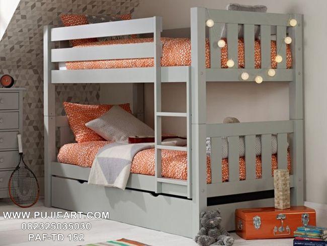 Ukuran Tempat Tidur Tingkat