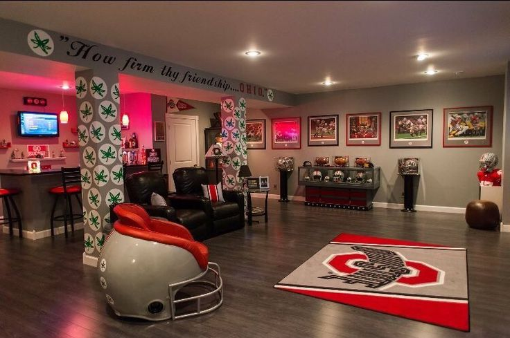 369 Best Ohio State Sports Room Images On Pinterest