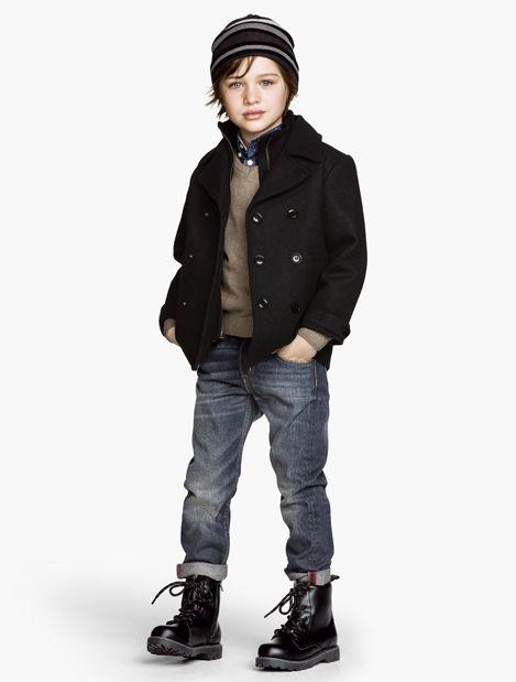 Kids | Boys Size 1 1/2-10y | H US