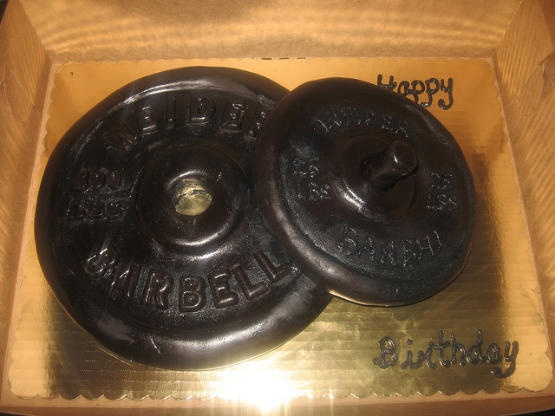 Barbell Birthday Cake Google Search Gift Ideas