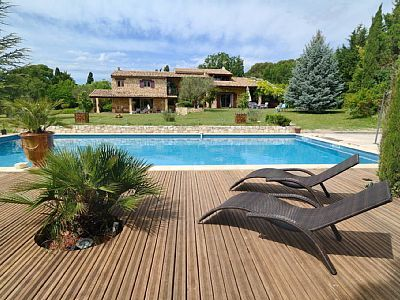 Cottage vacation rental in St-Cannat, France from VRBO.com! #vacation #rental #travel #vrbo