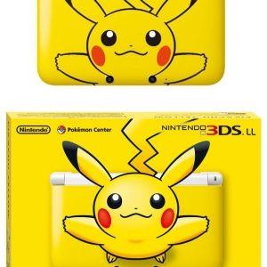 Pikachu-Special-edition-Pokemon-Nintendo-3DS-XL #pikachu #Special #edition #pokémon #Nintendo #3ds #XL