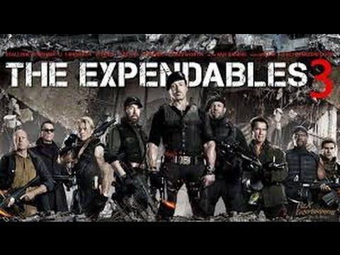 Film Expendables 3 - Films d'action Complet En Francais 2015