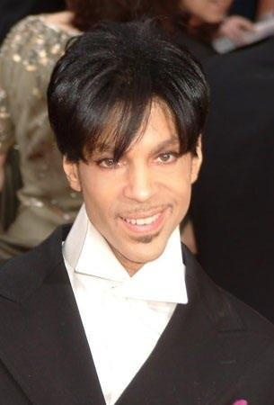 Prince in Tux