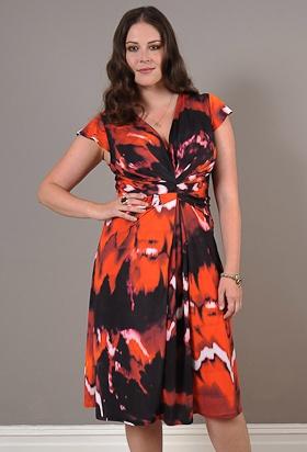 DRESSES - 3/4 length dresses Mariella Arduini XiYR3tvS