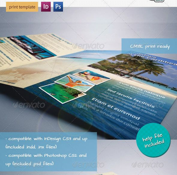 37 best images about travel brochures on pinterest for Great brochure templates