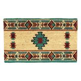 Hopi Coir Doormat