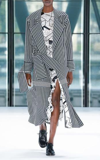 Preen by Thornton Bregazzi Spring Summer 2016 Look 29 on Moda Operandi