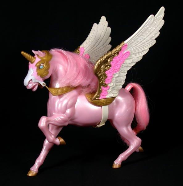Swiftwind - She-Ra - Princess of Power (1985) omg I had this horse I loved it bc itcwas pink :)
