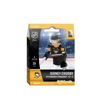 NHL Pittsburgh Penguins Oyo Sports Player Pack