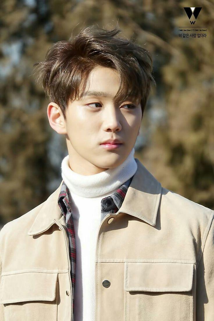 "[PIC] W PROJECT: Joo Chan & So Yun ""No one like you"" Jacket Shooting Behind The Scenes  cr. Naver  { #Joochan #HongJoochan #GoldenChild #WoollimEntertainment #Kpop } ©Tumblr @fyeahgoldenchild"
