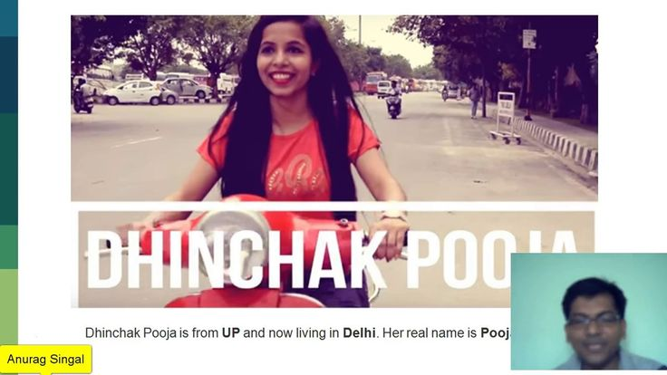 What made Dhinchak Pooja's videos  go viral (in Hindi)