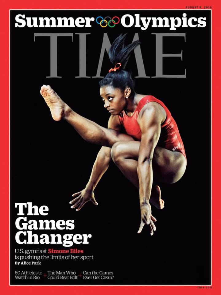 Simone Biles Is Taking Her Sport to New Heights