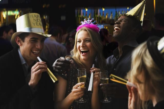 DFW Celebrates New Year's Eve: Big D NYE at the AAC