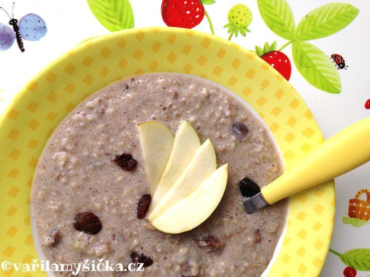 Pohanková kaše - Obilné kaše vařené z celých obilovin patří obecně k těm zdravým snídaním.Jejich příprava je jednodušší, než si možná myslíte :)