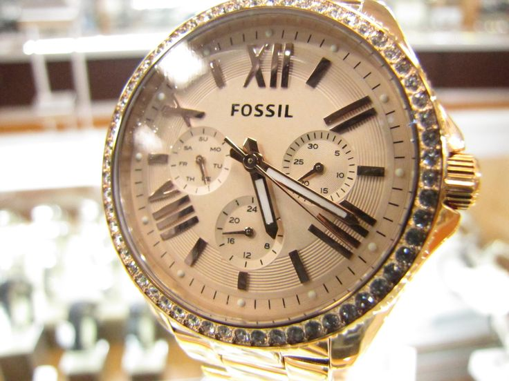 Women's Fossil Watch (AM4483) for $165