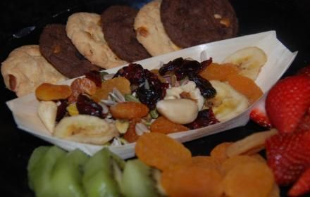Energy platter for your business meetings.  Catering service provided by http://saffrononcreek.com.au    #brisbanecatering #businesscatering