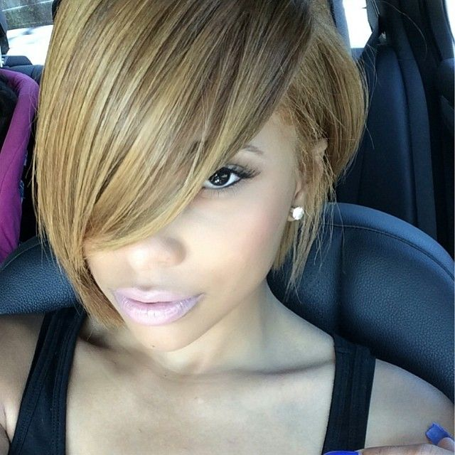 Cute cut☻ LOVE this!!! wish I could rock short hair! This would definitely be my choice of cut!