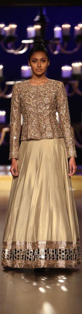 Manish Malhotra - ICW2014 ❋Laya