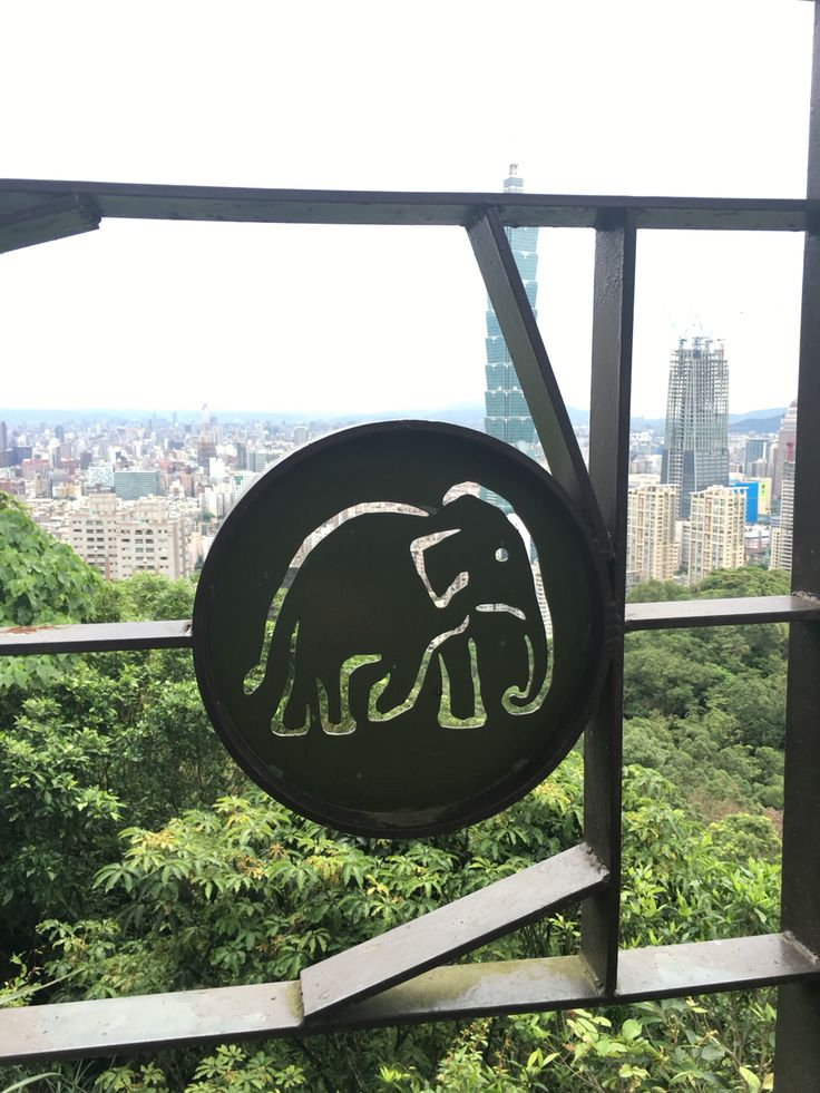 Elephant trail 101 Taipei Taiwan