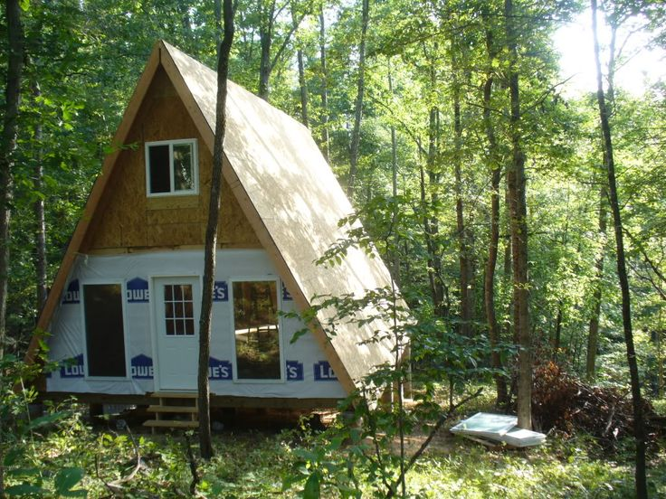 1093 best A frame house images on Pinterest Small houses A