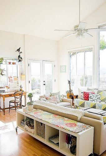 6 Ideas para transformar la estantería Expedit | Decorar tu casa es facilisimo.com