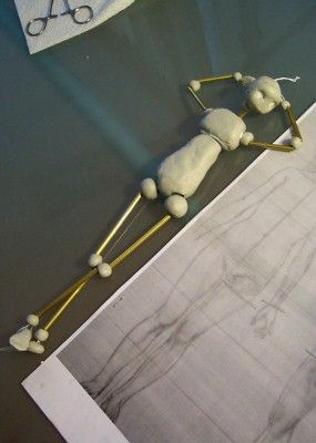 » Morezmore #25Ball-Jointed Doll (BJD): Figuring Out The Mechanics. Part 1***