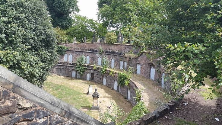 Warstone Lane Catacombs Birmingham England