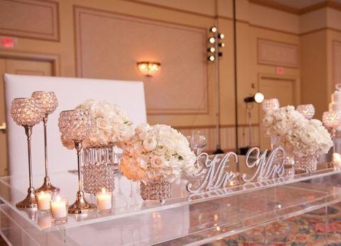 Best 25 Sweetheart table decor ideas on Pinterest Wedding head