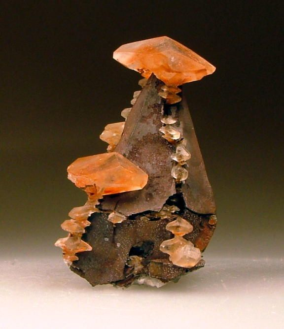 Calcite is a carbonate mineral and the most stable polymorph of calcium carbonate.