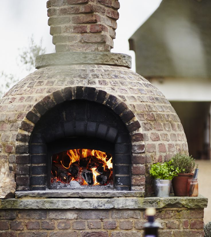 Wood Fired Ovens :: Residential oven selection
