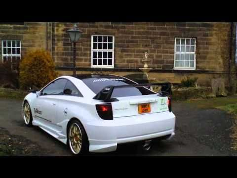Modded Toyota Celica For Sale! UK!