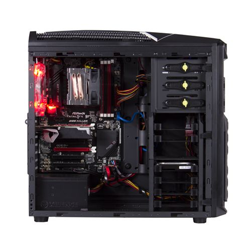 Disfrutarás al máximo!! Este increíble equipo incorpora un procesador Intel i5-4460 a una velocidad de 3.2Ghz. 8Gb de memoria DDR3 y tarjeta gráfica GTX 750Ti con 2Gb. 875€