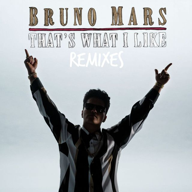 Saved on Spotify: That's What I Like (feat. Gucci Mane) - Remix by Bruno Mars Gucci Mane #NowPlaying #music #song #tune #voguishLife