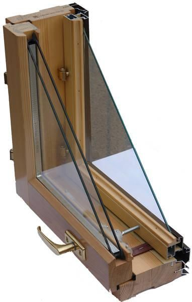 Образец финского окна