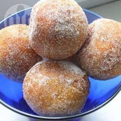 Mini bolas de fraile @ allrecipes.com.ar