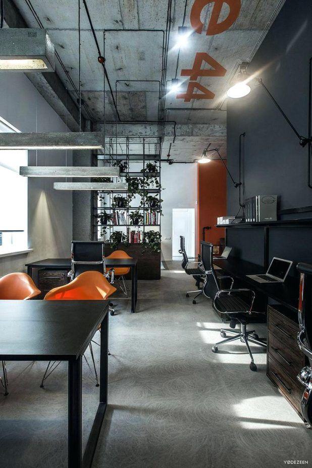 Cool Industrial Offices Google Search Modern Industrial Office